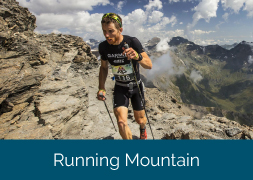 Running-mountain